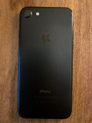 iPhone 7   32 GB   Color Negro Mate