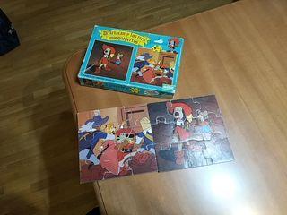 puzzles antiguos