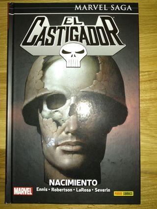 Marvel Saga El Castigador 1
