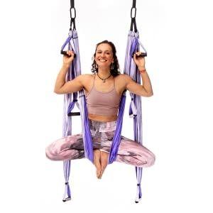 Columpio trapecio yoga. Original yogabody