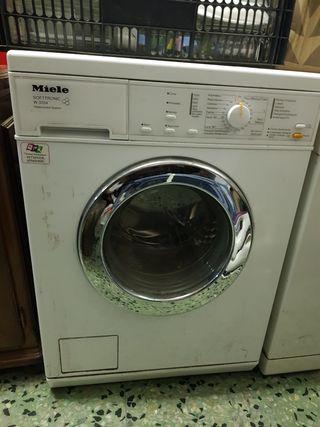 lavadora Miele de 5 kg