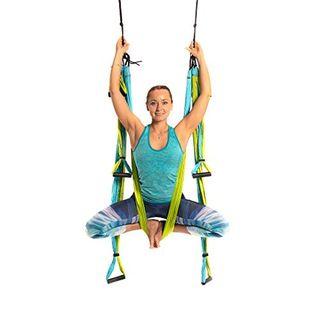 Columpio trapecio yoga. Original yogabody.