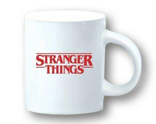 Taza stranger things