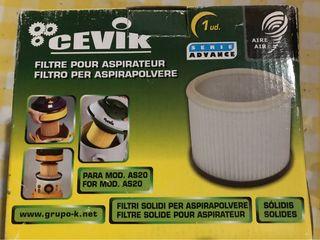 Filtro Aspirador Cevik AS 20 Inox