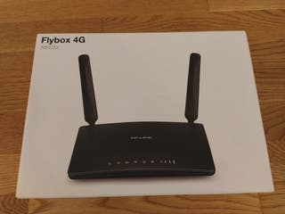 Router Flybox (TPLINK MR200) Wifi 4G Amena