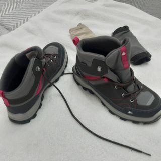 botas de montaña y trekking, número 37 Quechua