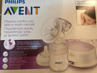 Sacaleches Philips Avent eléctrico