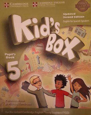 Kid's Box, Pupil's Book 5