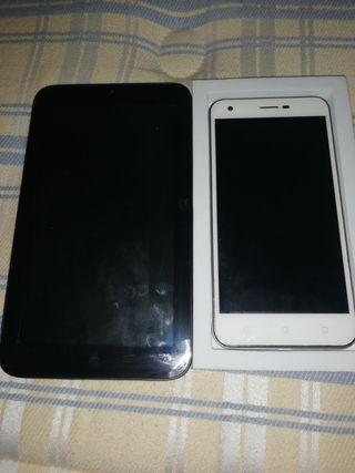 tablet y movil