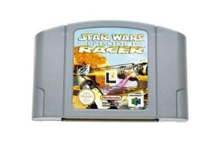 Star Wars Episode 1 Racer - Nintendo 64 [N64] Game