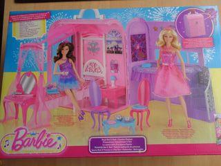 Casa Barbie princesas NUEVA