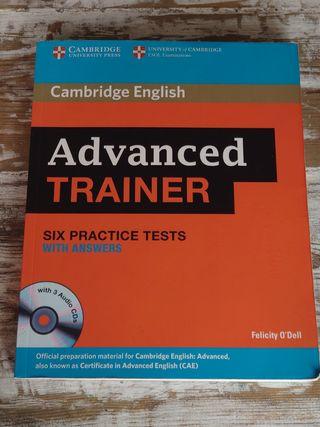 Advanced Trainer / Libro / Cds / Inglés