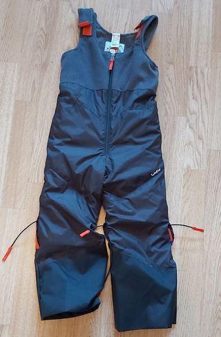 Pantalon Peto unisex para nieve y esquí