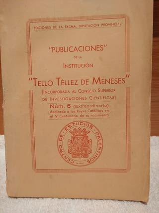 LOS REYES CATÓLICOS V CENTENARIO DE SU NACIMIENTO