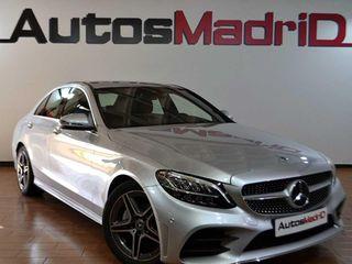 Mercedes Clase C C 220 d 4MATIC