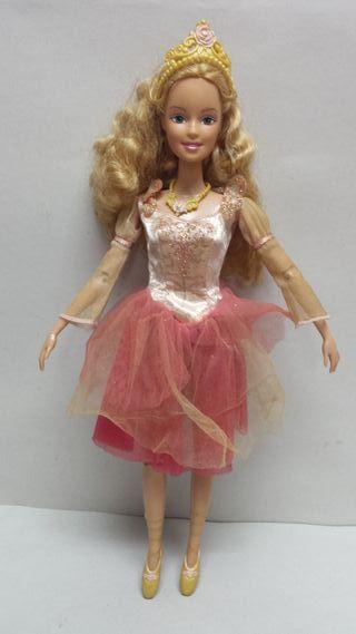 Muñeca Barbie Princesa Bailarina 1998
