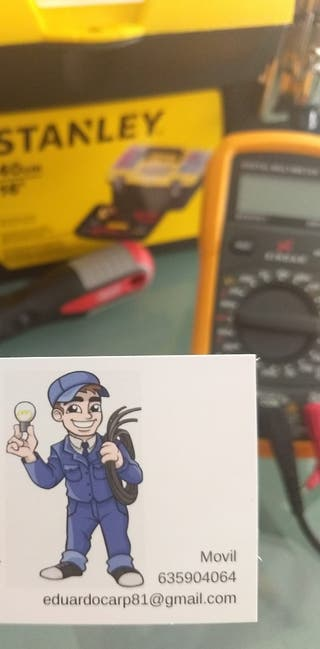 electricista antenista