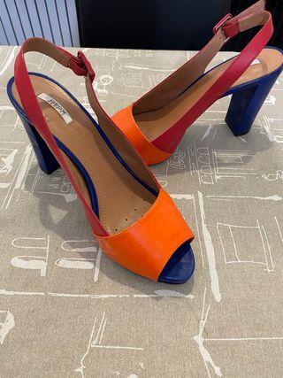 Sandalias de tacón GEOX talla 40