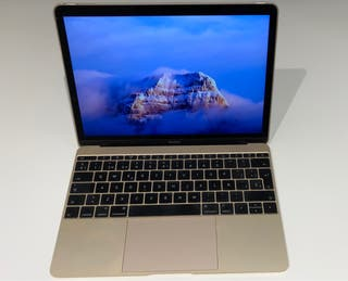 Apple Macbook 12 pulgadas dorado