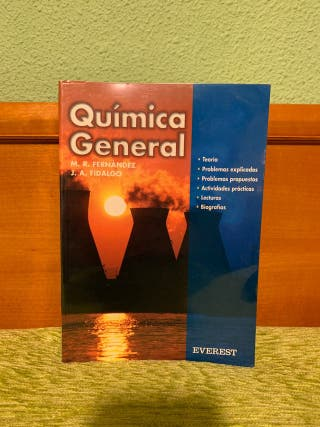 QUIMICA GENERAL EVEREST - BACHILLERATO/UNIVERSIDAD