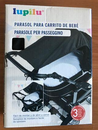 ParaSol para capazo y silla