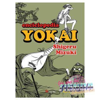 ENCICLOPEDIA YOKAI Nº2, SHIGERU MIZUKI