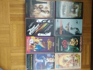 VHS originales.