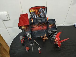 Playmobil. cofre guarida dragón 5420