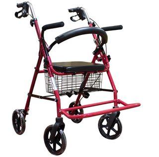 Mobiclinic, Andador y silla de ruedas