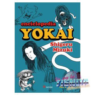 ENCICLOPIA YOKAI Nº1, SHIGERU MIZUKI