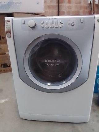 lavadora de segunda mano 9kg. 1600rpm ariston