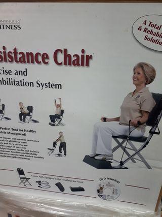 Resistencia silla o silla de rehabilitacion