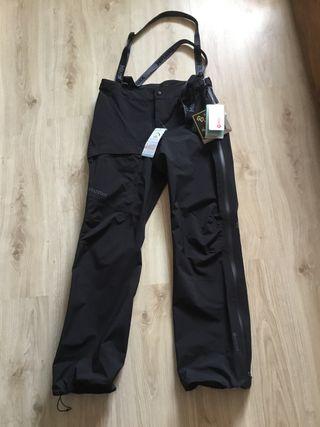 Pantalones Marmot impermeables wm's Huntley M