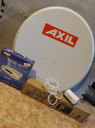 Kit de TV satelite