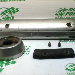 Protector de tubo de escape Yamaha Xcity 250