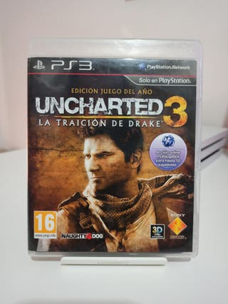 Uncharted 3 GOTY - Sony PS3