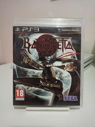 Bayonetta - Sony PS3