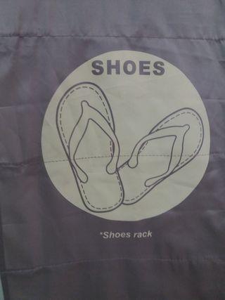 organizador zapatos 10 pares más dependiendo tipo