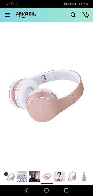 audífonos inalámbricos cascos