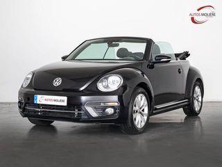 Volkswagen Beetle Cabrio Design 1.4 TSI BMT 110 kW (150 CV) DSG