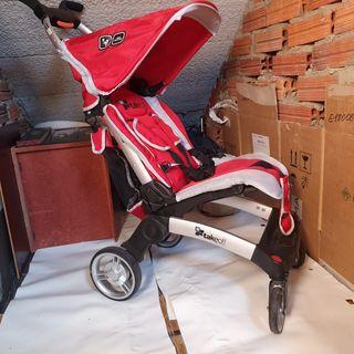silla o coche o carrito para niños de reclina