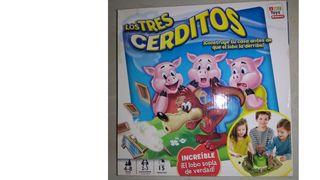 Juegos de los Tres Cerditos (IMC Toys)