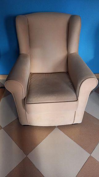 Sillón/ Sofa pequeño