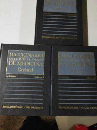 Diccionario enciclopedico ilustrado de Medicina