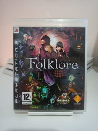 Folklore - Sony PS3