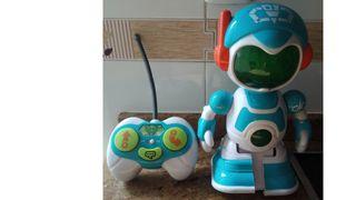 Robot radiocontrol