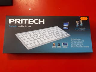 teclado inalámbrico nuevo