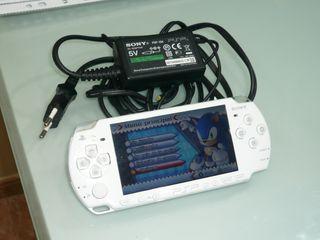 PSP SLIM SONY CON JUEGOS