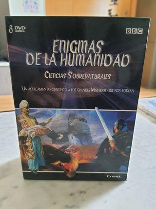ENIGMAS DE LA HUMANIDAD.