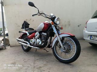Daelim Daystar 125 moto